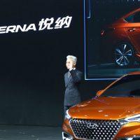G-Dragon Beijing Motor Show Hyundai 2016-04-25 (41)