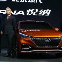 G-Dragon Beijing Motor Show Hyundai 2016-04-25 (43)