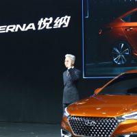 G-Dragon Beijing Motor Show Hyundai 2016-04-25 (45)