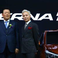 G-Dragon Beijing Motor Show Hyundai 2016-04-25 (46)