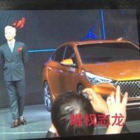 G-Dragon Beijing Motor Show Hyundai 2016-04-25 (51)