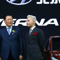 G-Dragon - Hyundai Motor Show - 25apr2016 - 新车变辨辩 - 07