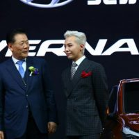 G-Dragon - Hyundai Motor Show - 25apr2016 - Autonews - 05