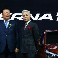 G-Dragon - Hyundai Motor Show - 25apr2016 - Autonews - 04