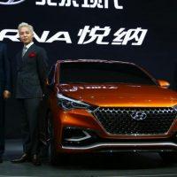 G-Dragon - Hyundai Motor Show - 25apr2016 - Autonews - 03
