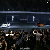 G-Dragon - Hyundai Motor Show - 25apr2016 - Beijinghyundai - 07
