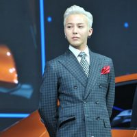 G-Dragon - Hyundai Motor Show - 25apr2016 - Chinanews - 01
