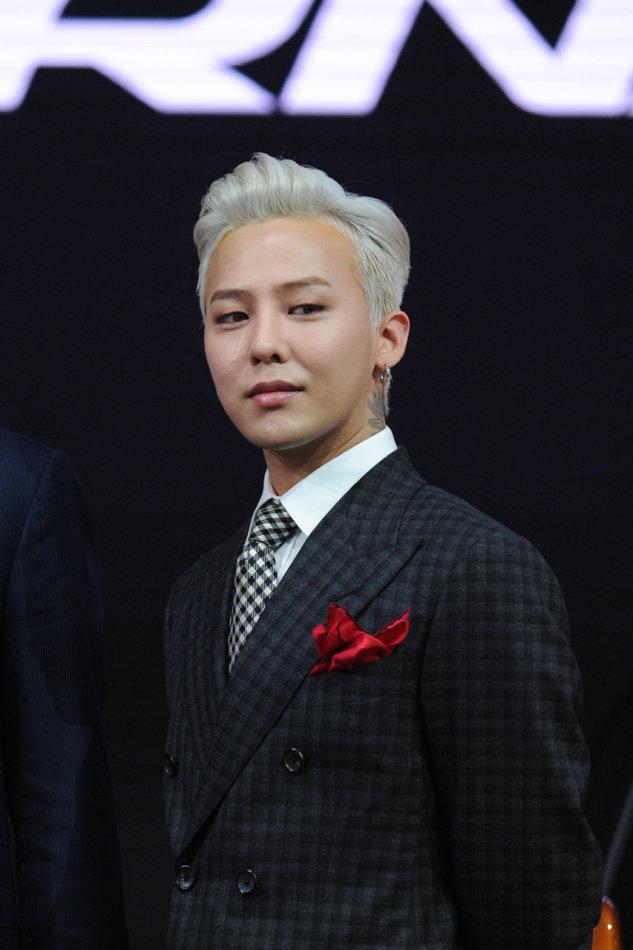 G-Dragon - Hyundai Motor Show - 25apr2016 - 537250090102wakr - 10