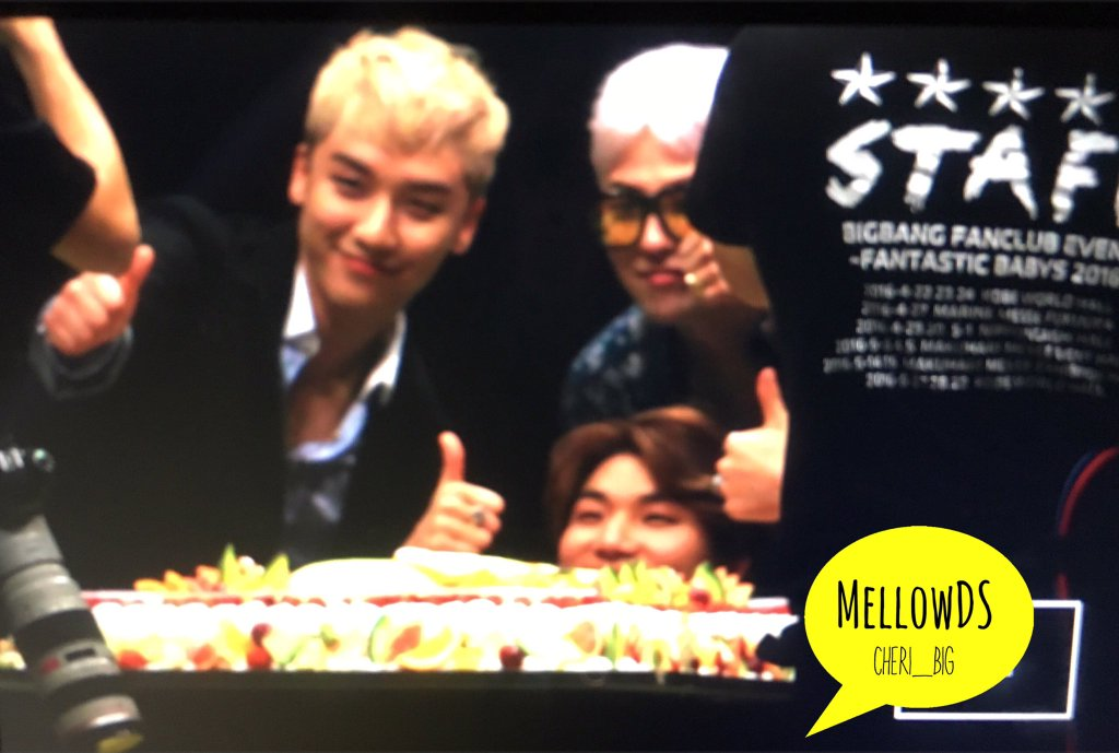 BIGBANG - FANTASTIC BABYS 2016 - Fukuoka - 27apr2016 - Cheri_big - 01
