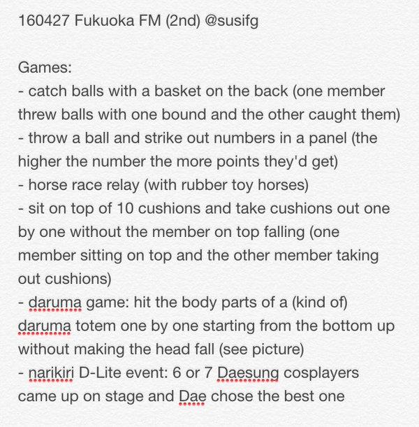 Fukuoka FM BIGBANG 2016-04-27 Event 1 And 2 (1)