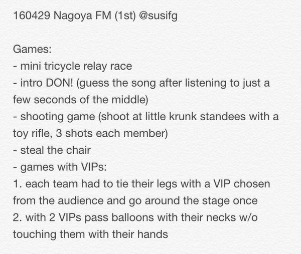 Reports BIGBANG FM Nagoya MShinju And Susifg (1)