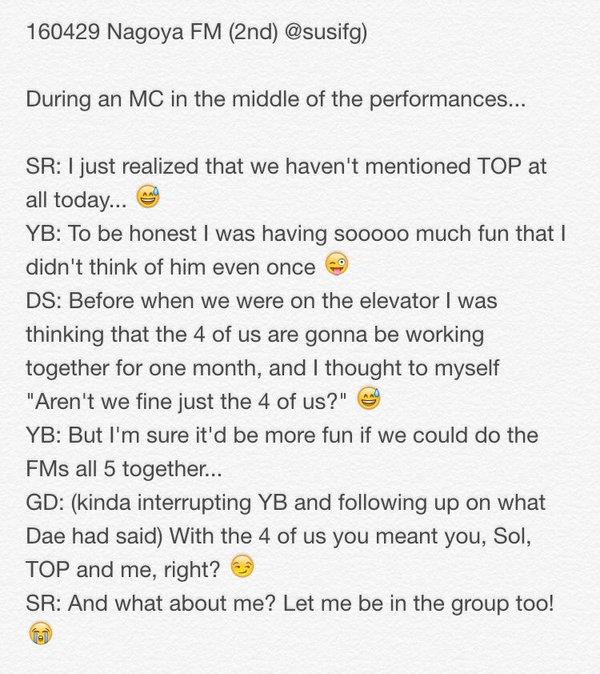 Reports BIGBANG FM Nagoya MShinju And Susifg (4)