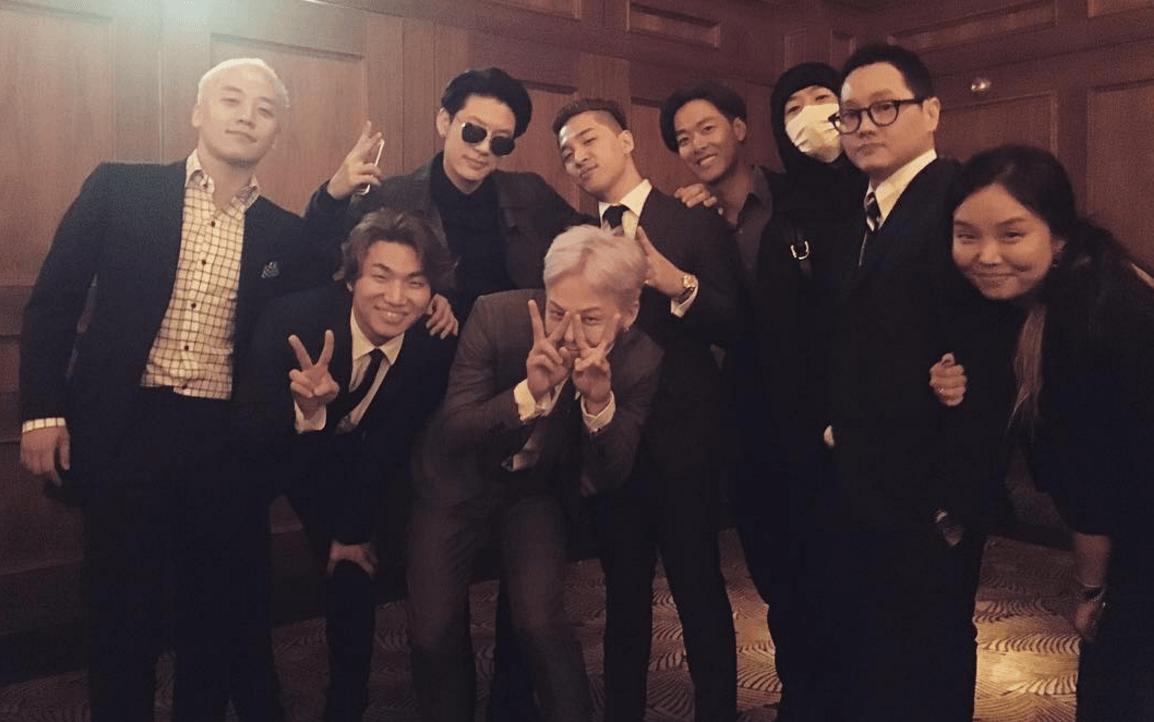 Image: Taeyang's Instagram