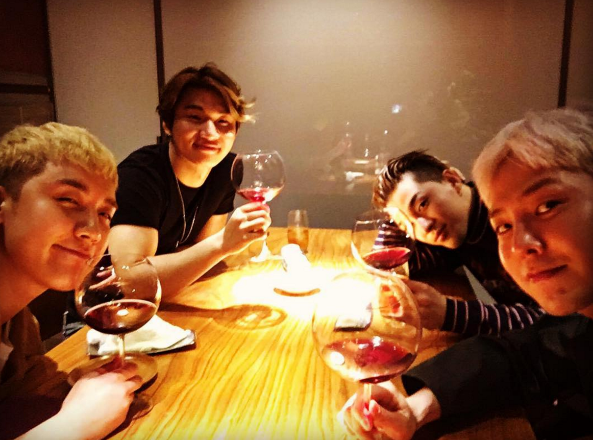 Image: Youngbae's Instagram