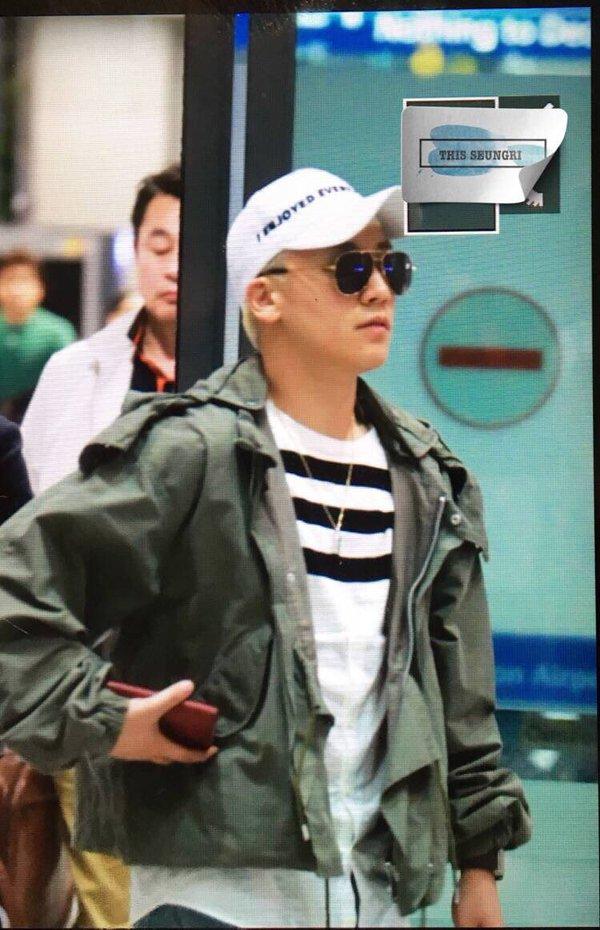 Seungri Arrival Seoul ICN From Hanoi 2016-04-03 (3)