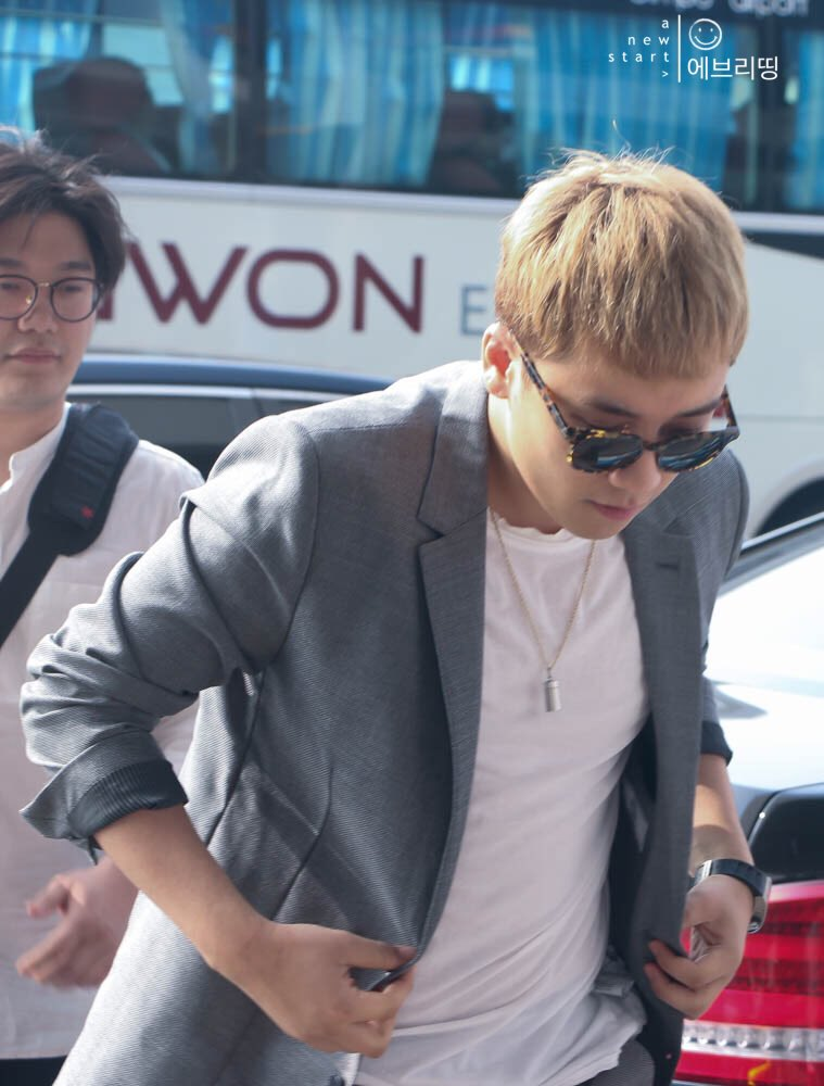 Big Bang - Gimpo Airport - 27may2016 - EVERYTHING - 09