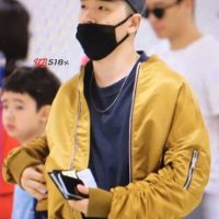 BIGBANG - Gimpo Airport - 27may2016 - YB 518% - 02