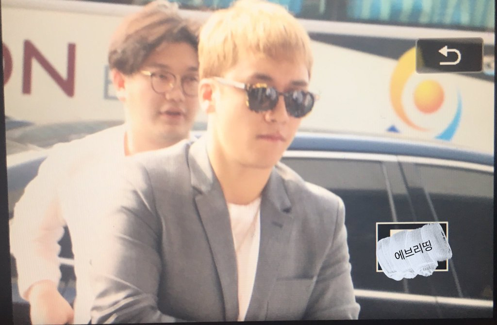 Big Bang - Gimpo Airport - 27may2016 - EVERYTHING - 03