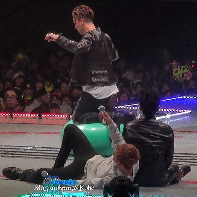 BIGBANG - FANTASTIC BABYS 2016 - Kobe - 28may2016 - Rowako - 06