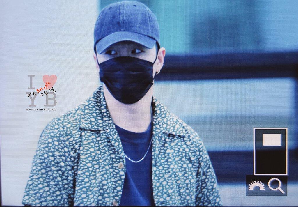 Daesung And Taeyang Arrival Seoul 2016-05-30 (3)