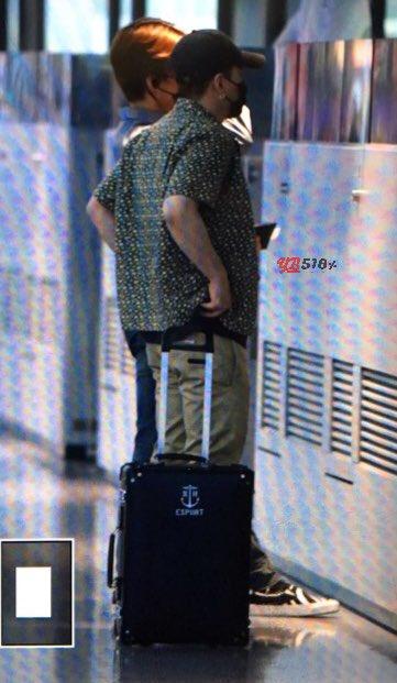 Daesung And Taeyang Arrival Seoul 2016-05-30 (19)