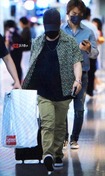 Daesung And Taeyang Arrival Seoul 2016-05-30 (21)
