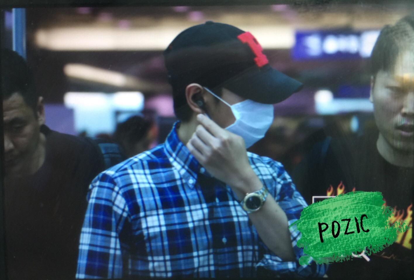 BIGBANG - Tianjin Airport - 05jun2016 - Pozic - 03