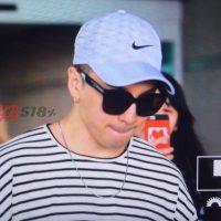 BIGBANG Arrival Seoul From Tianjin 2016-06-06 (4)