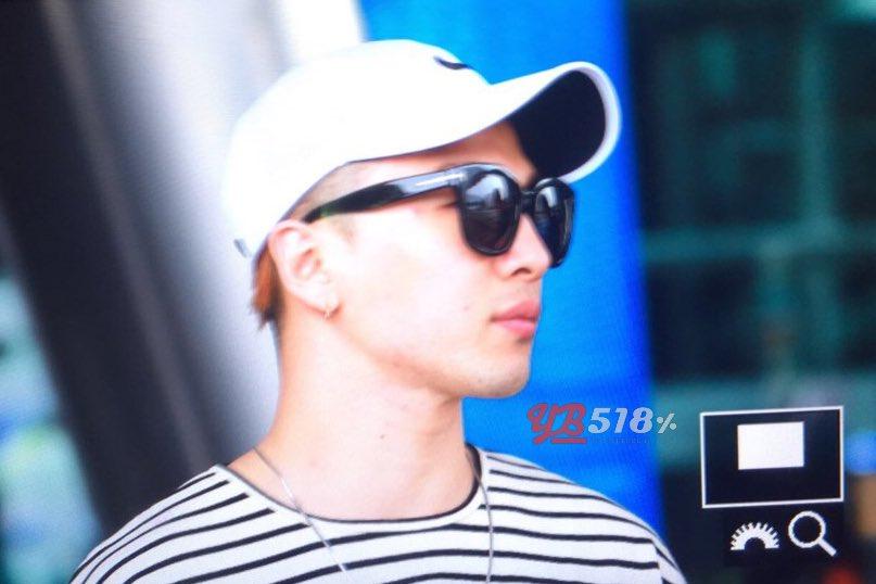 BIGBANG Arrival Seoul From Tianjin 2016-06-06 (5)
