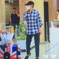 BIGBANG Arrival Seoul From Tianjin 2016-06-06 (9)