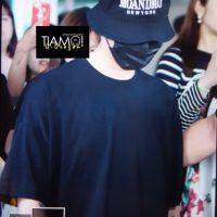 BIGBANG Arrival Seoul From Tianjin 2016-06-06 (14)