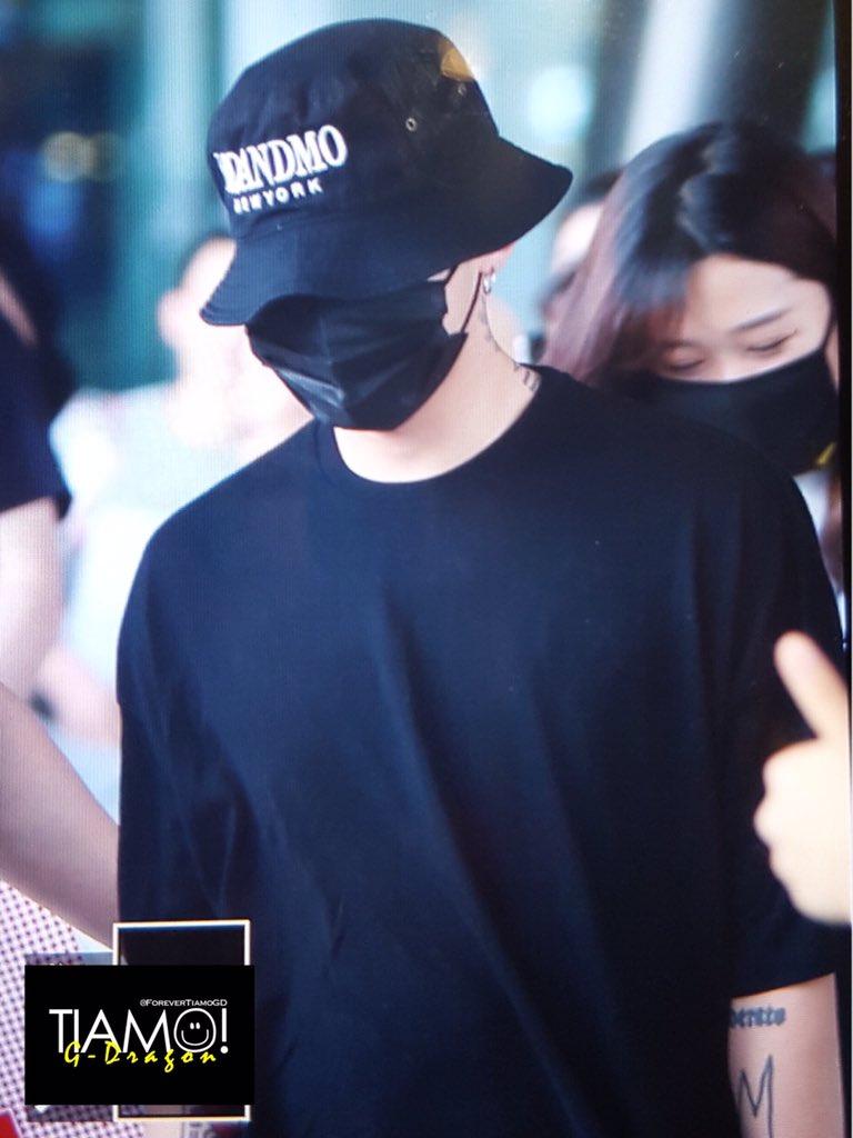 BIGBANG Arrival Seoul From Tianjin 2016-06-06 (15)