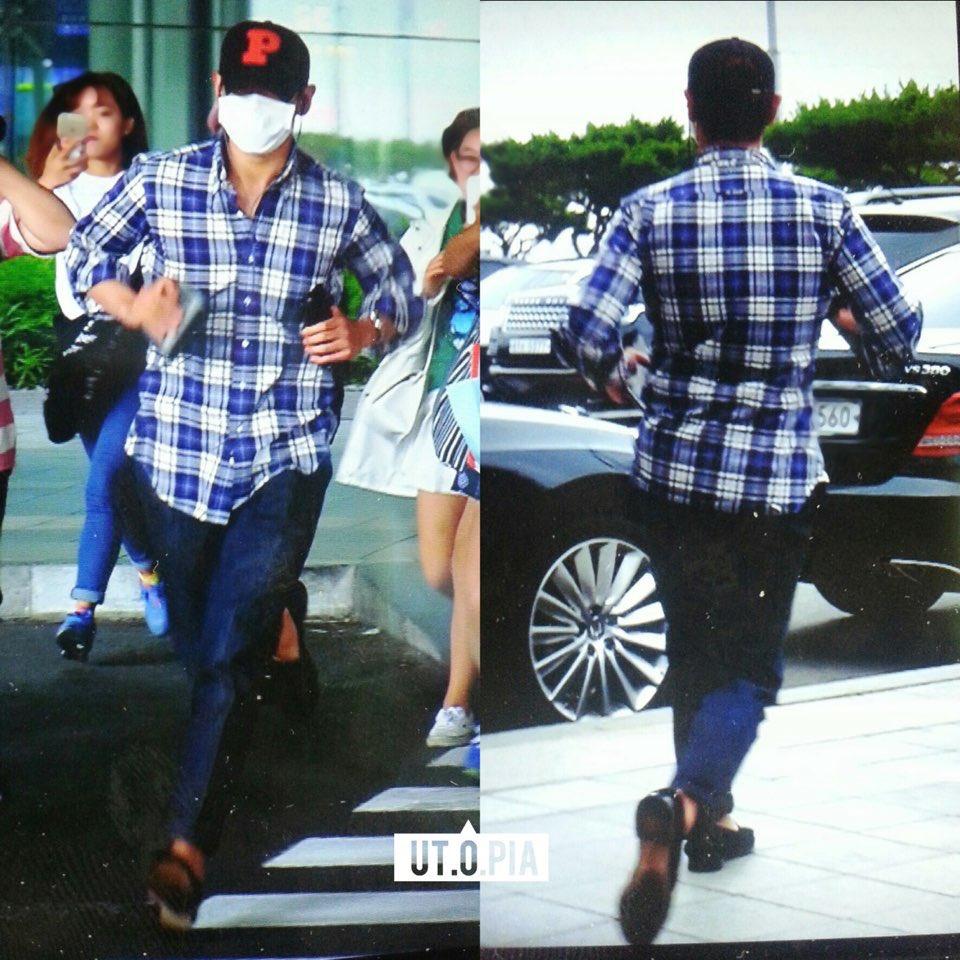 BIGBANG Arrival Seoul From Tianjin 2016-06-06 (20)