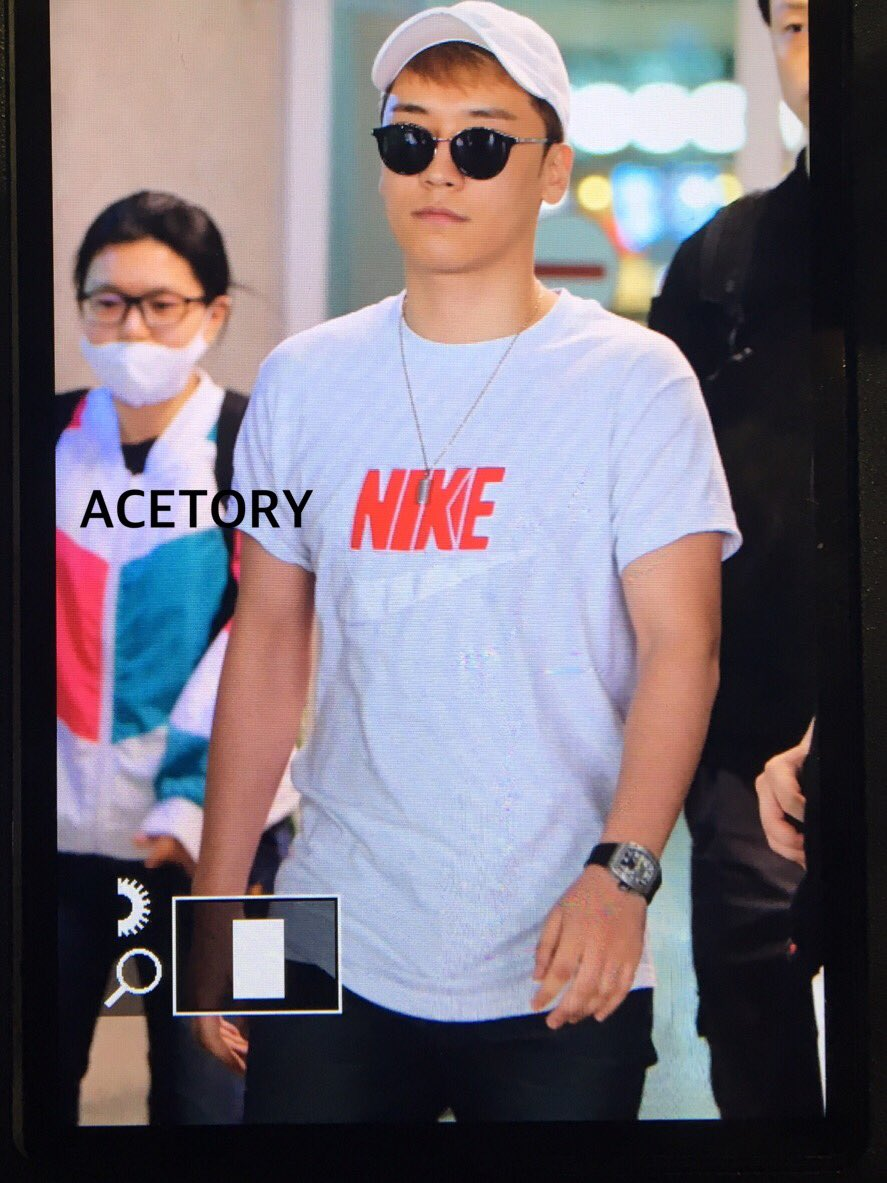 BIGBANG Arrival Seoul From Tianjin 2016-06-06 (32)