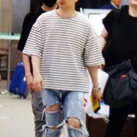BIGBANG Arrival Seoul From Tianjin 2016-06-06 (71)