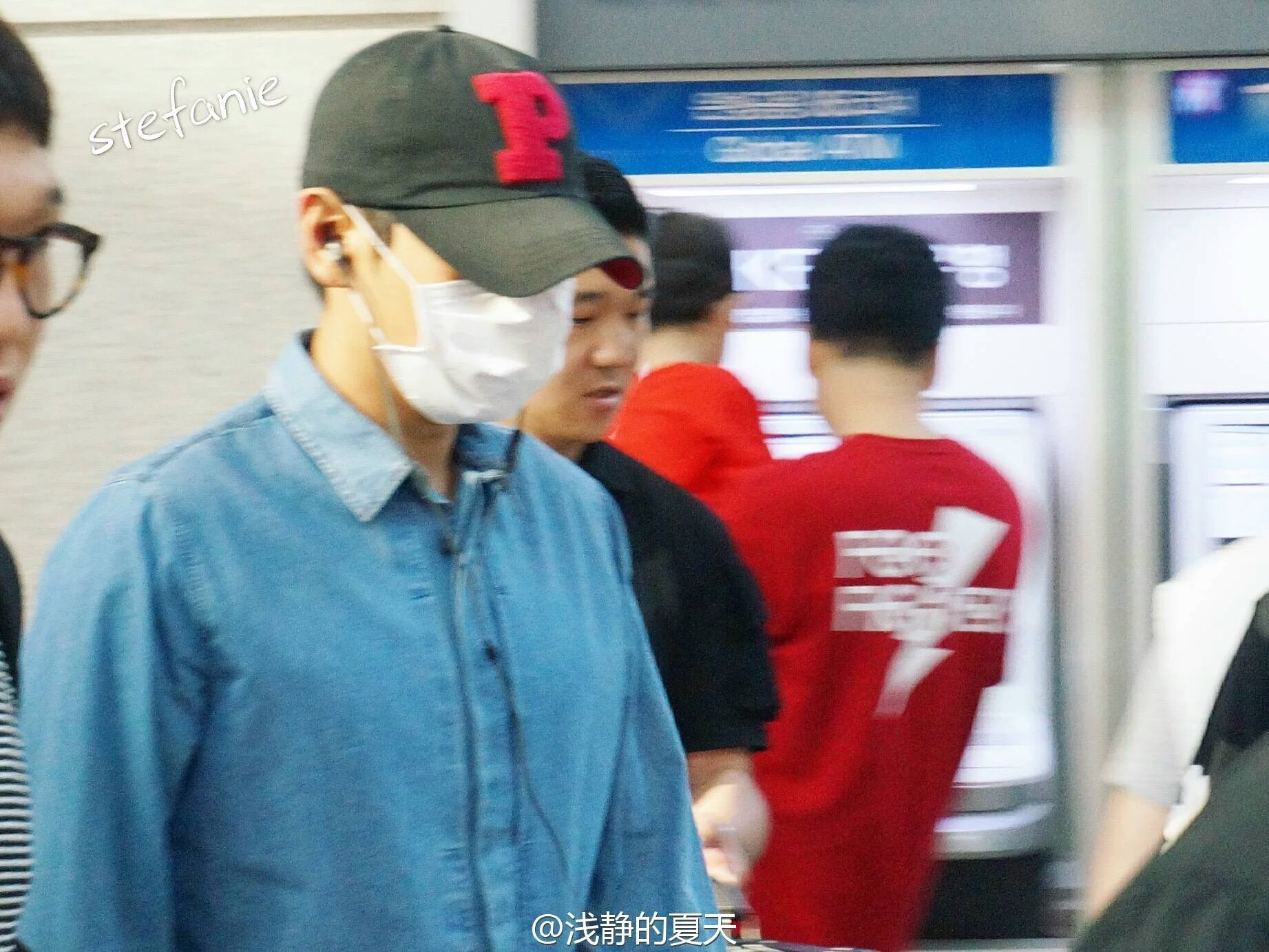 BIGBANG Departure Seoul Incheon To Foshan 2016-06-10 (10)