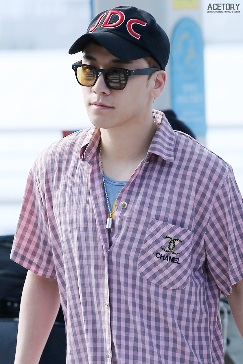 BIGBANG Departure Seoul Incheon To Foshan 2016-06-10 (128)