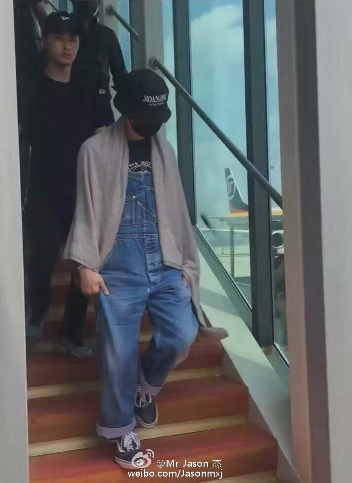 BIGBANG Arrival Nanning (47)