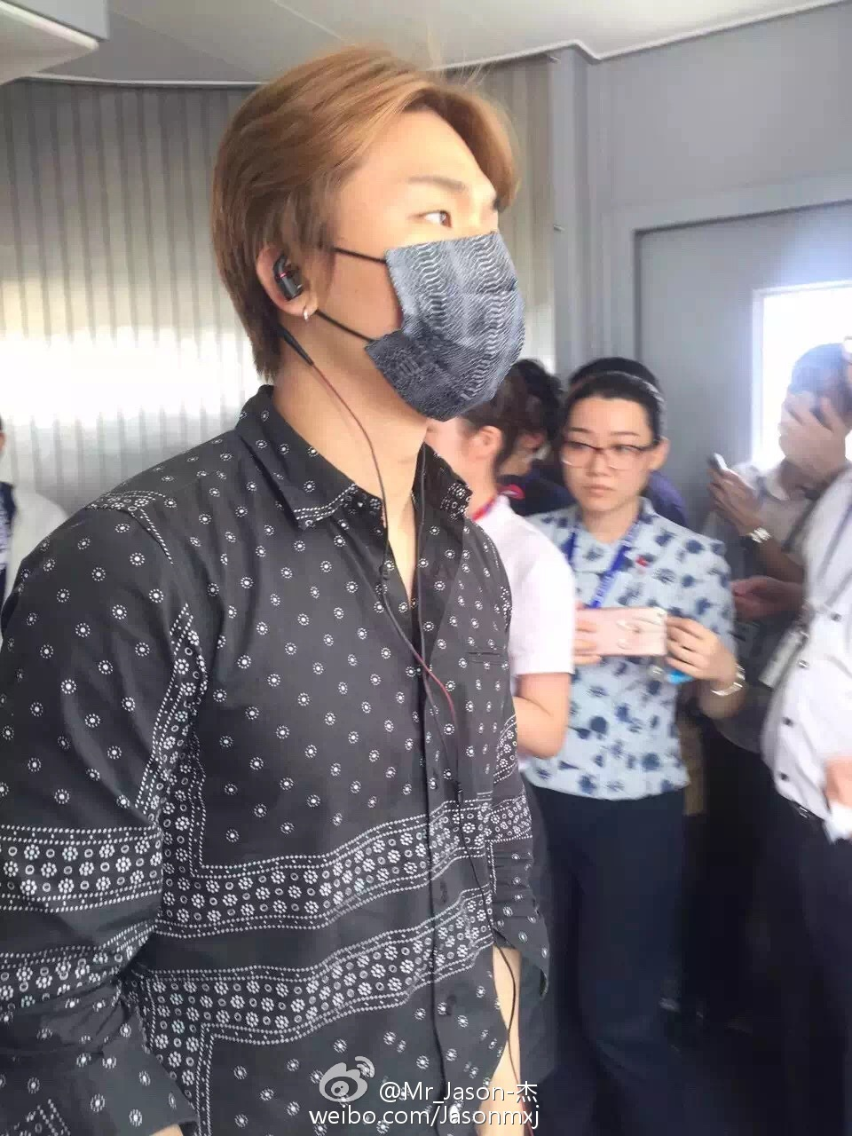 BIGBANG Arrival Nanning (50)