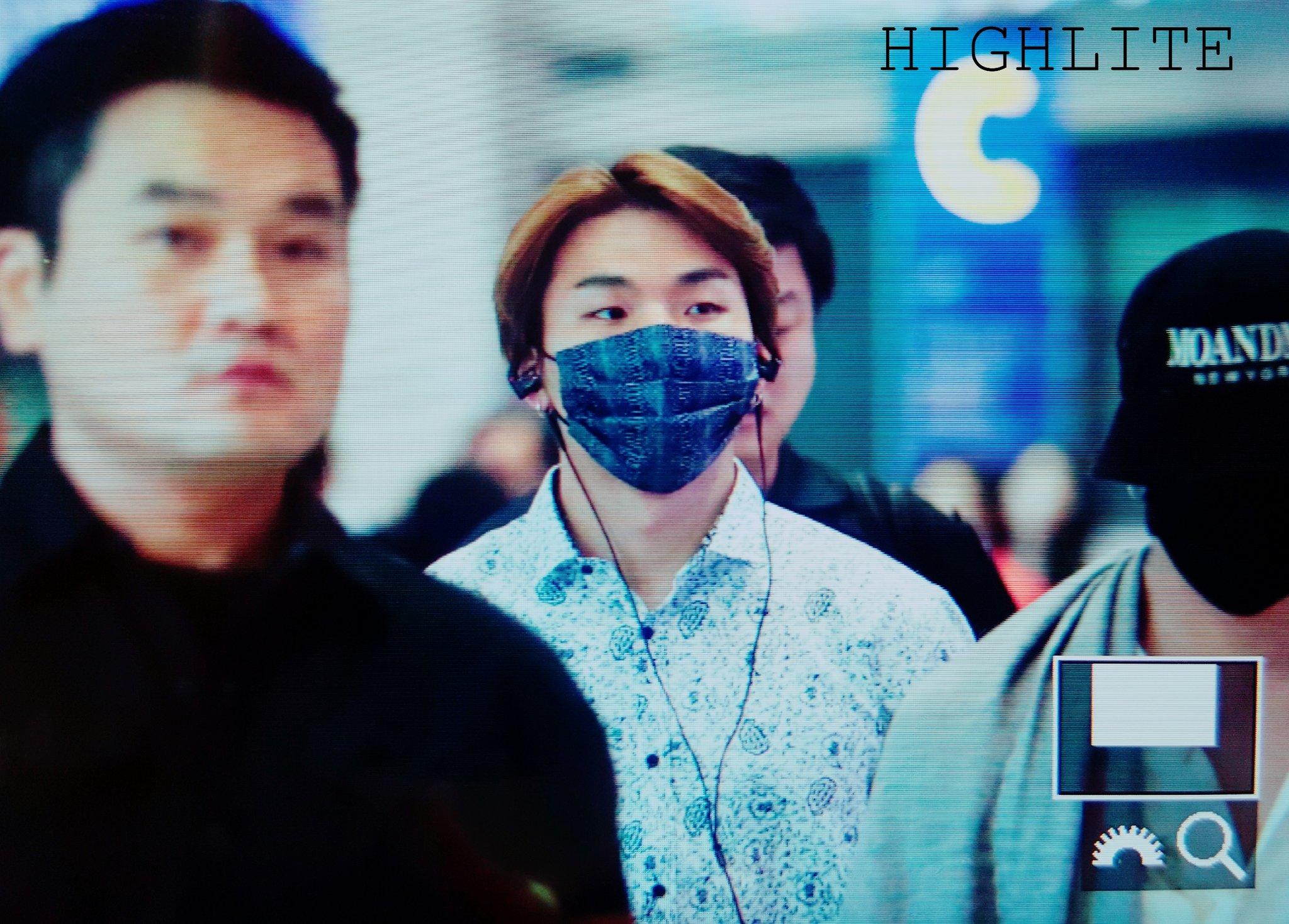 GD YB Dae Arrival Seoul 2016-06-13 (33)