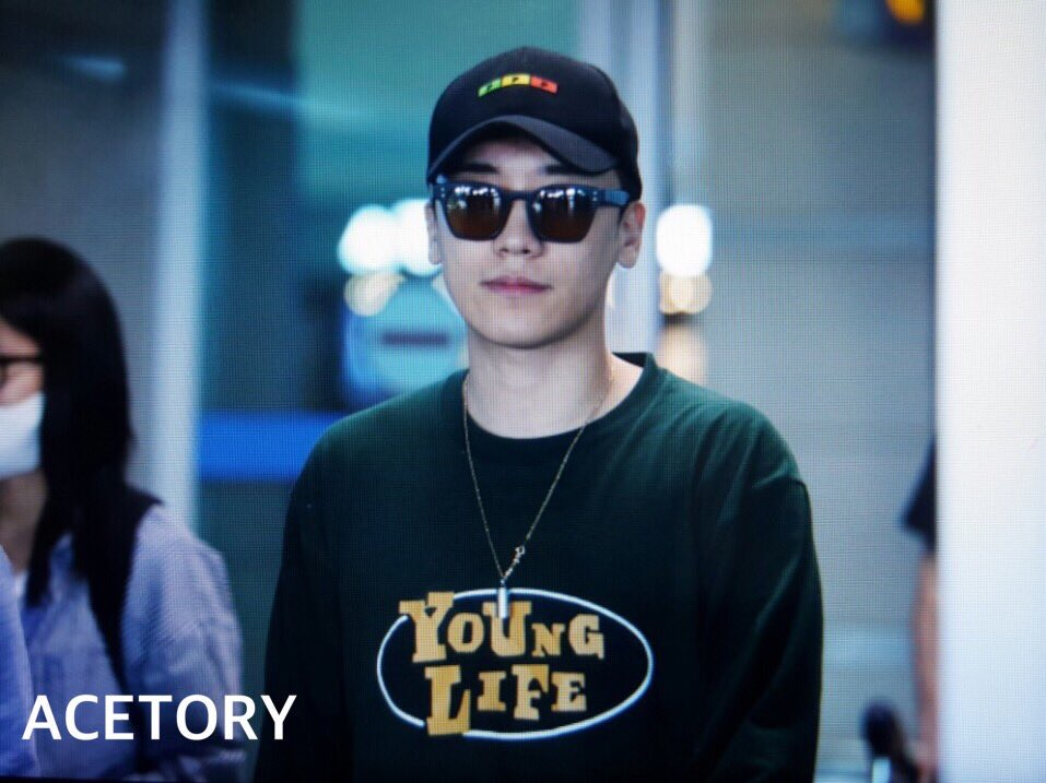 Seung Ri - Incheon Airport - 16jun2016 - Acetory - 04