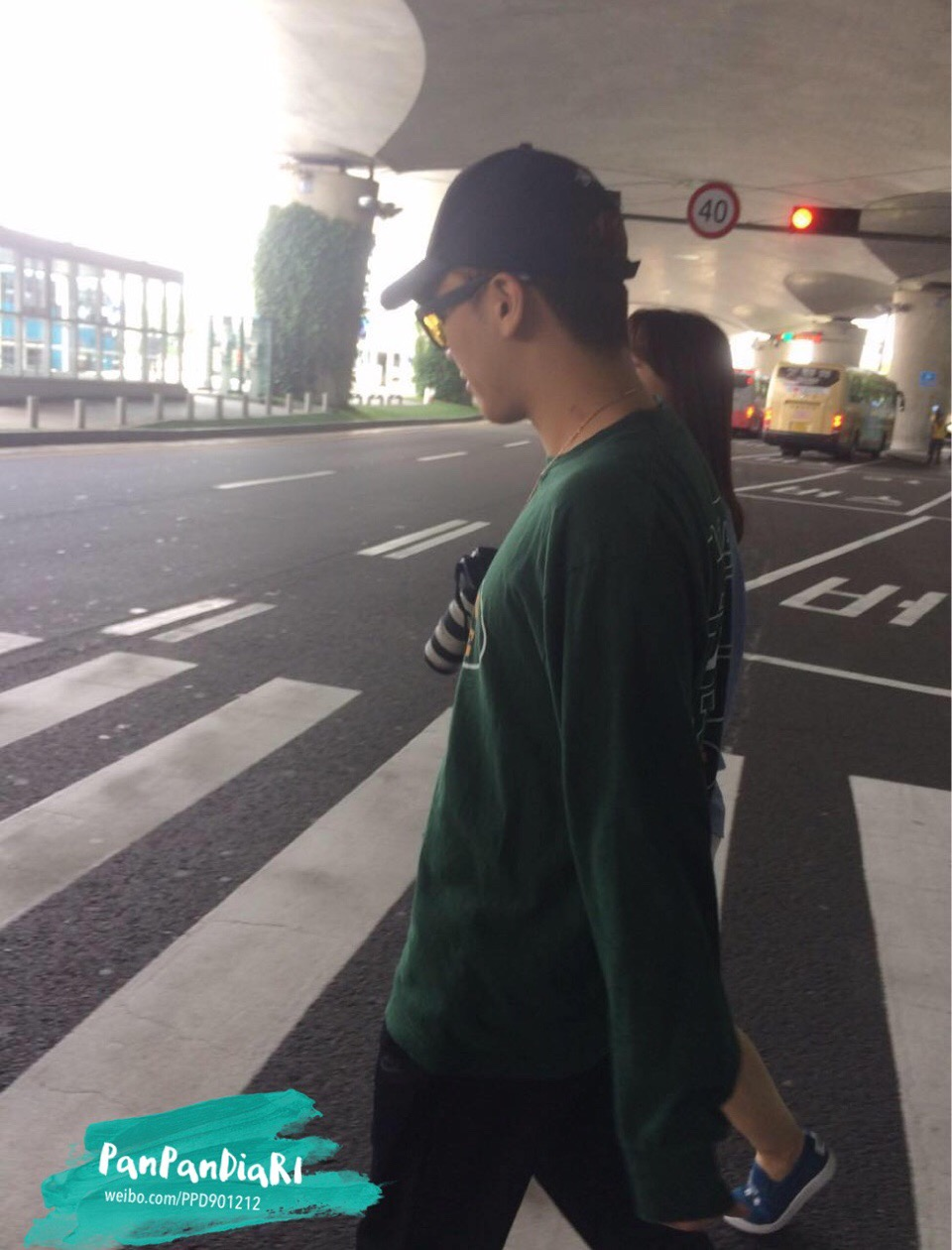 Seung Ri - Incheon Airport - 16jun2016 - PanPanDiaRI - 02