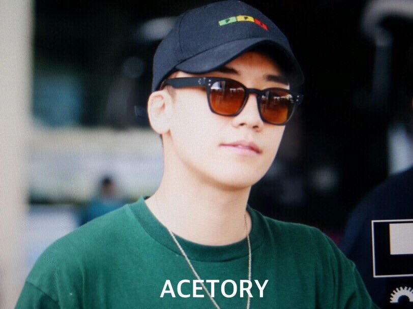 Seung Ri - Incheon Airport - 16jun2016 - Acetory - 05