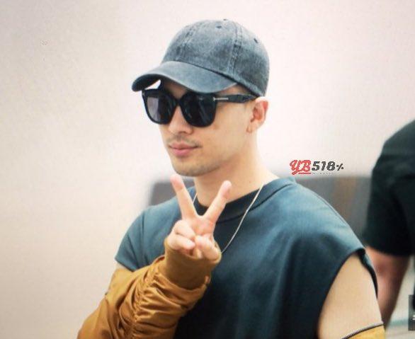 BIGBANG - Incheon Airport - 24jun2016 - YB 518% - 03