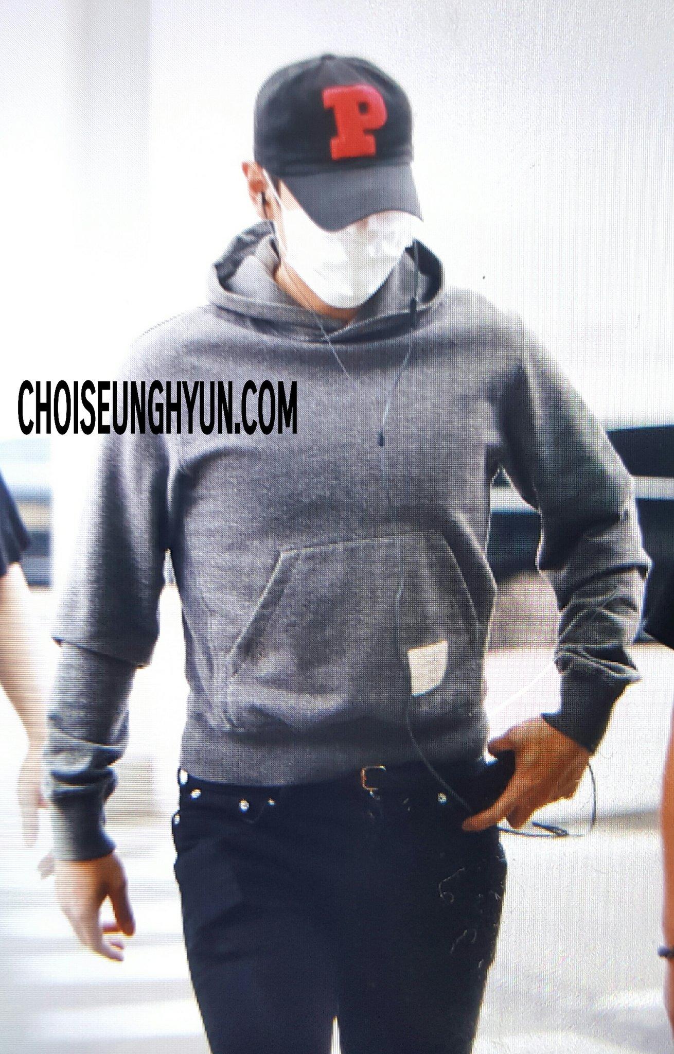 BIGBANG - Incheon Airport - 24jun2016 - Choidot - 02