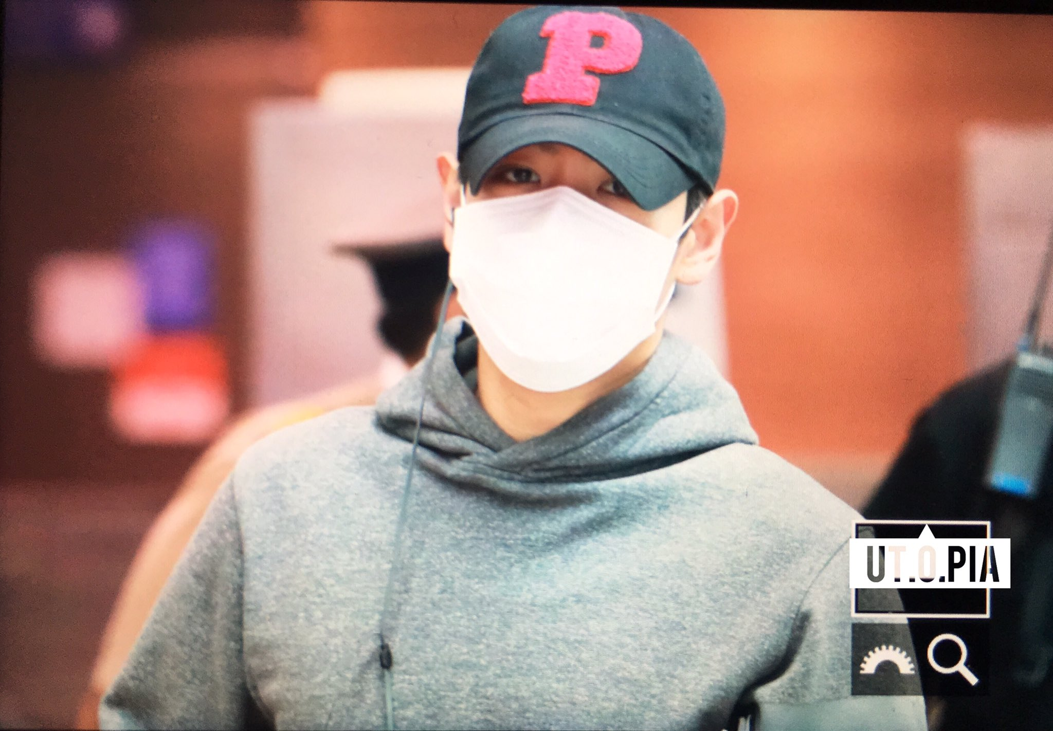 BIGBANG - Incheon Airport - 24jun2016 - Utopia - 03