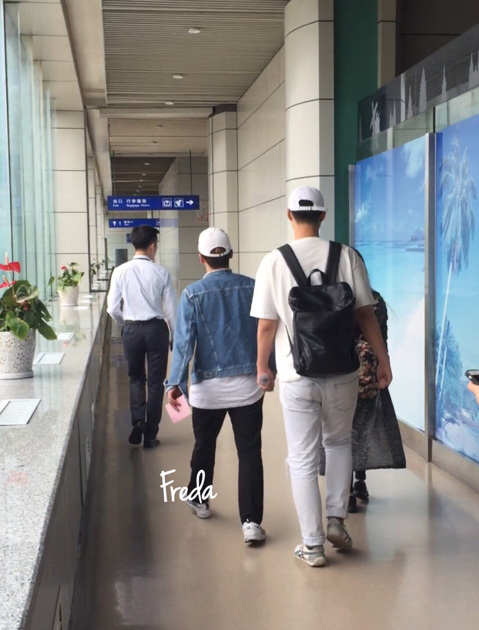 Seung Ri - Harbin Airport - 24jun2016 - Freda-VI - 01