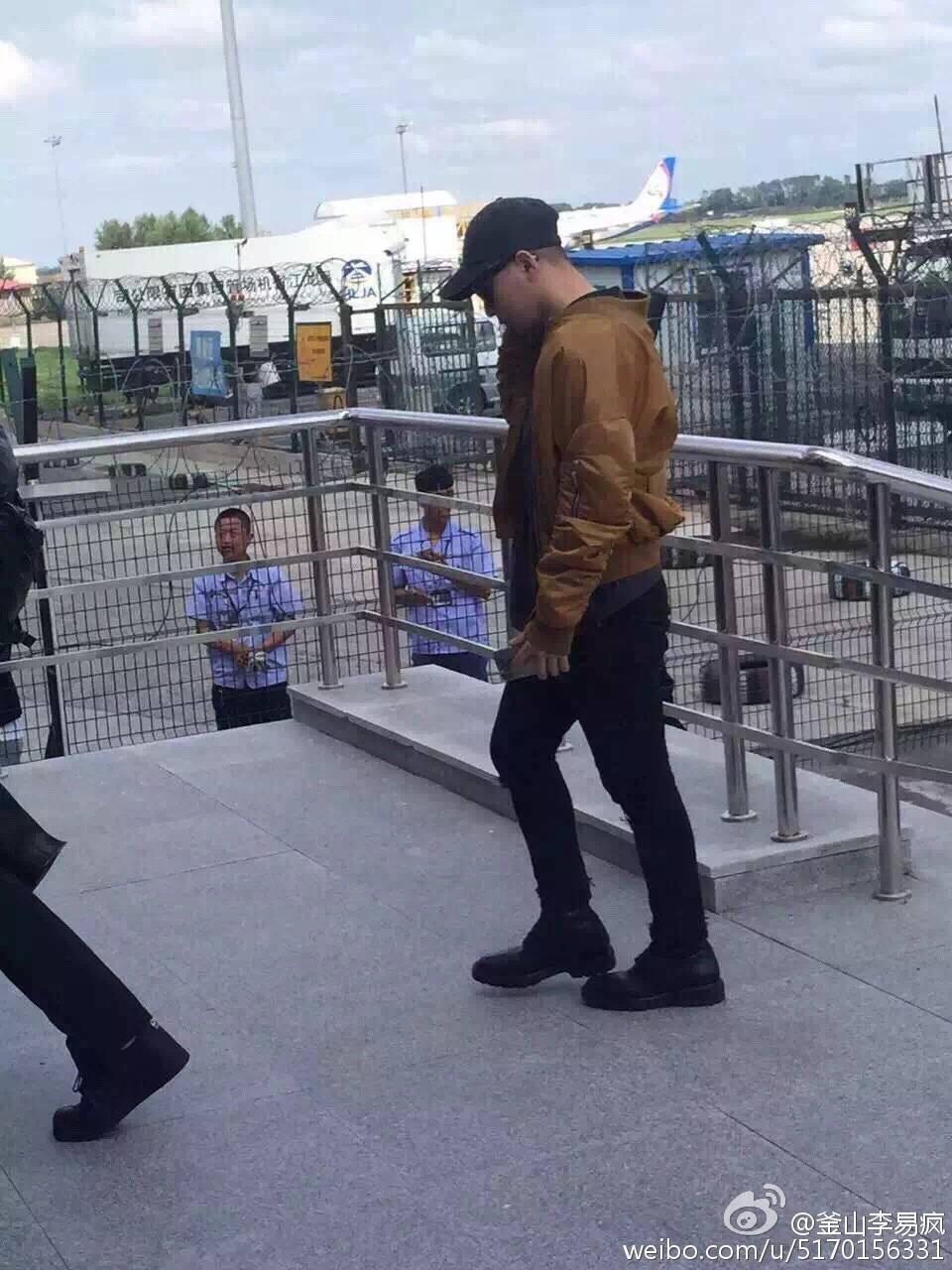 BIGBANG Arrival Harbin 2016-06-24 (21)