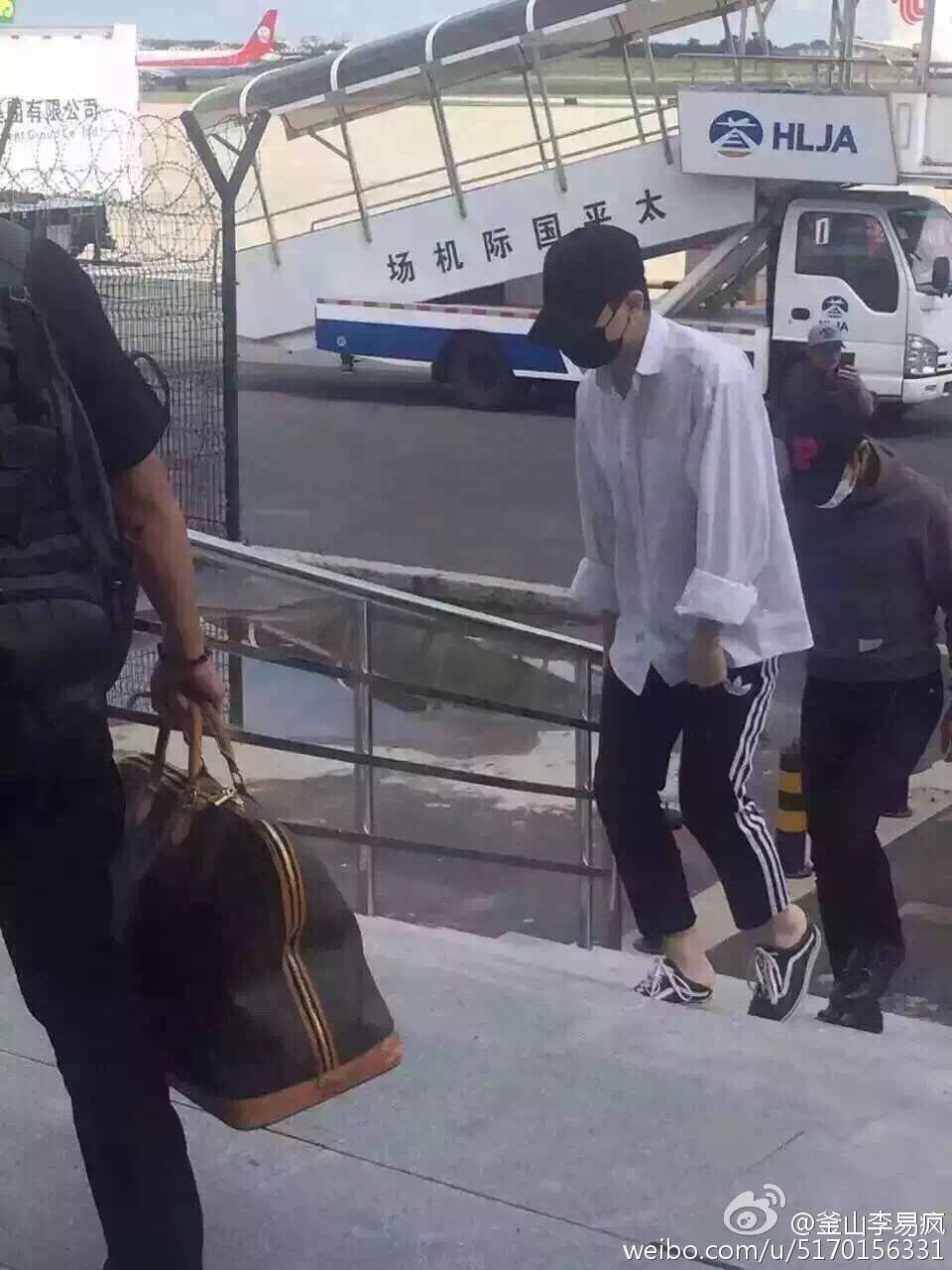 BIGBANG Arrival Harbin 2016-06-24 (22)