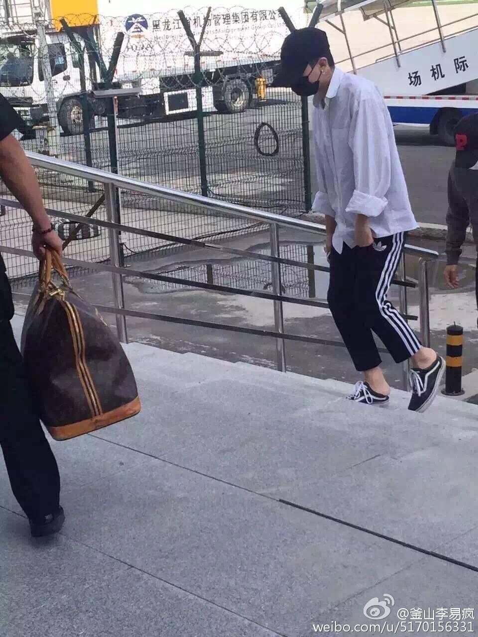 BIGBANG Arrival Harbin 2016-06-24 (17)